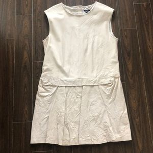 Leather Theory dress